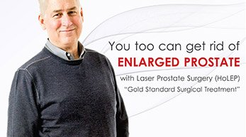 Get rid of Enlarged Prostate