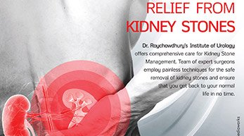 A painless way of getting relief from Kidney Stones