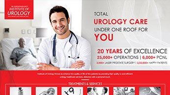 One-stop institute for every Urology problem